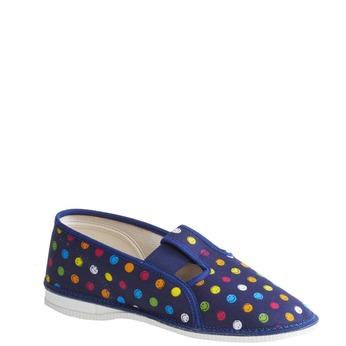 Dětské pantofle bata, červená, 379-5012 - 13