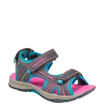 Kožené sandály merrell, 361-5100 - 13