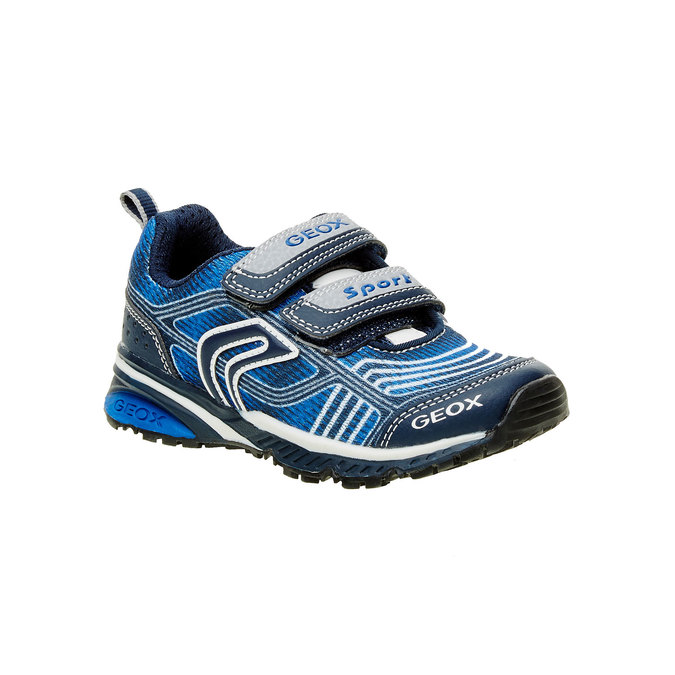 Dětské tenisky geox, modrá, 319-9102 - 13