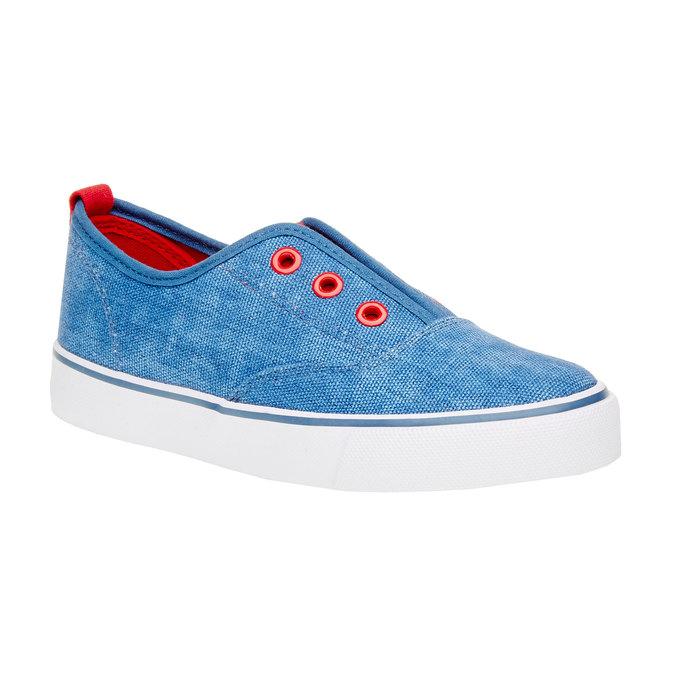 Dětské Plim Soll boty mini-b, modrá, 319-9150 - 13