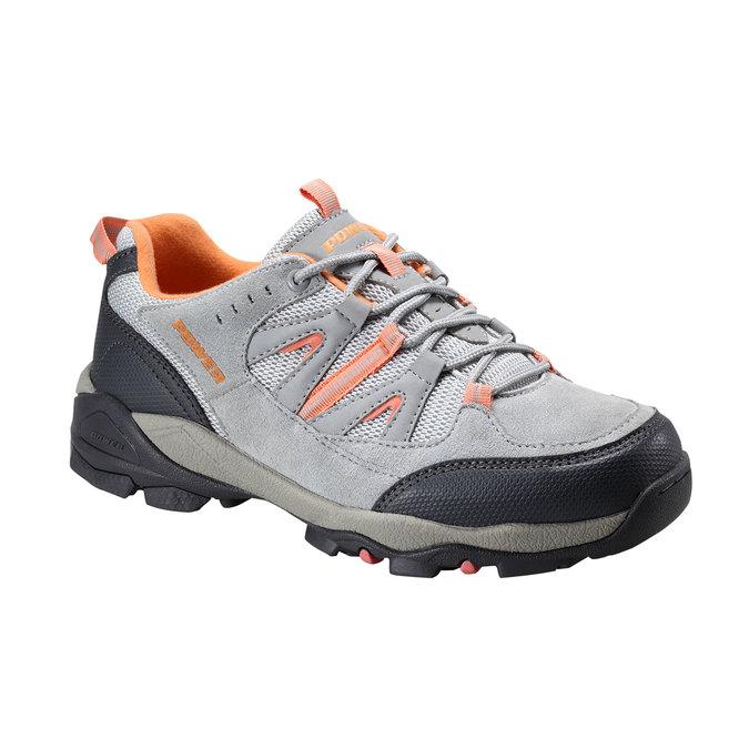 Dámská sportovní obuv power, šedá, 503-2500 - 13