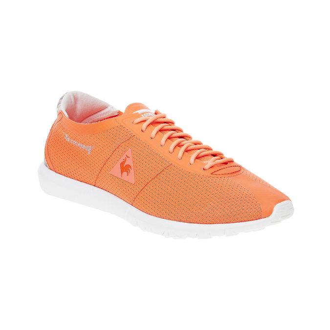 Dámské sportovní tenisky le-coq-sportif, oranžová, 509-5781 - 13