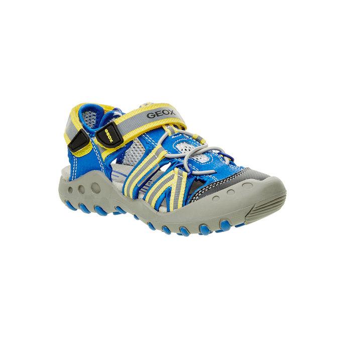 Dětské sandály geox, modrá, 361-9105 - 13