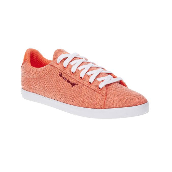 Dámské tenisky le-coq-sportif, oranžová, 509-5770 - 13