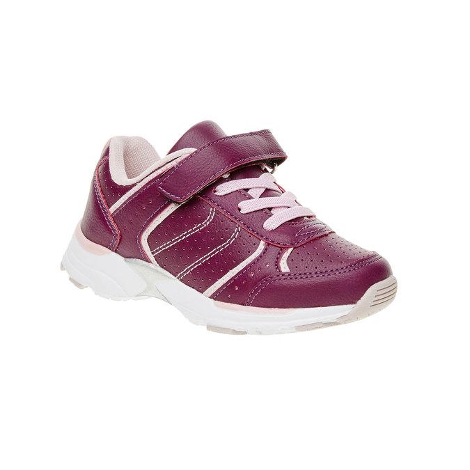 Dívčí sportovní tenisky mini-b, fialová, 321-9185 - 13