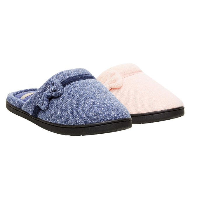 Dámská domácí obuv bata, 579-0236 - 13