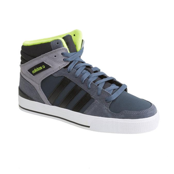 Pánská sportovní obuv adidas, šedá, 801-2113 - 13