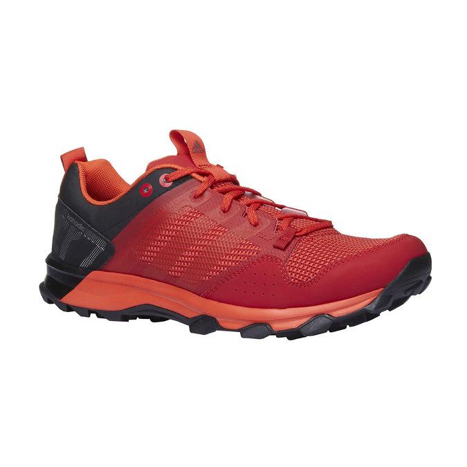 Pánské sportovní tenisky adidas, červená, 809-5123 - 13
