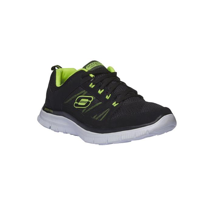 Pánské sportovní tenisky skechers, černá, 809-6977 - 13