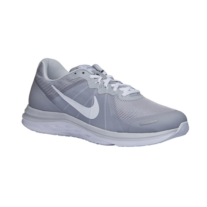 Sportovní tenisky nike, šedá, 809-2327 - 13