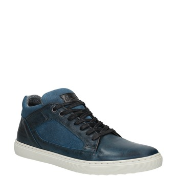 Pánské tenisky bata, modrá, 844-9624 - 13