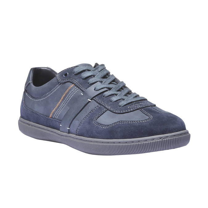 Pánské tenisky bata, modrá, 841-9426 - 13