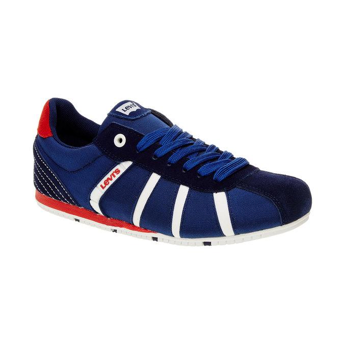 Ležérní pánské tenisky levis, modrá, 841-9198 - 13