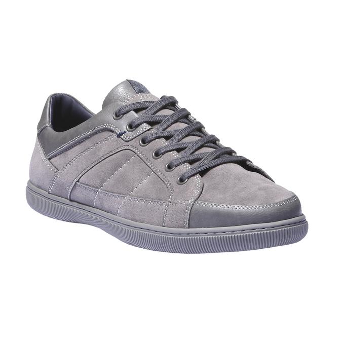 Pánské tenisky bata, šedá, 841-2425 - 13