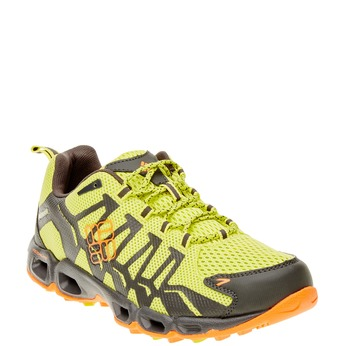 Pánská sportovní obuv columbia, žlutá, 849-8002 - 13