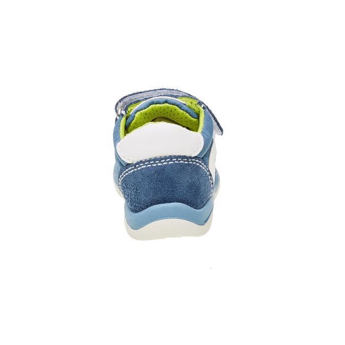Dětské tenisky na suché zipy primigi, modrá, 119-9141 - 17
