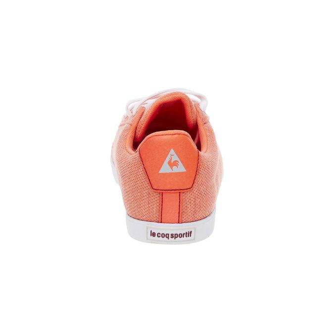 Dámské tenisky le-coq-sportif, oranžová, 509-5770 - 17