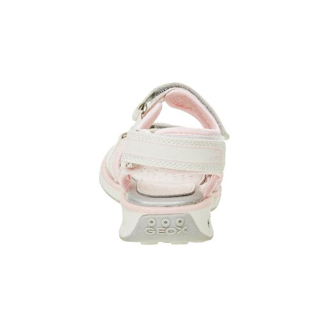 Dětské sandály geox, bílá, 329-1105 - 17