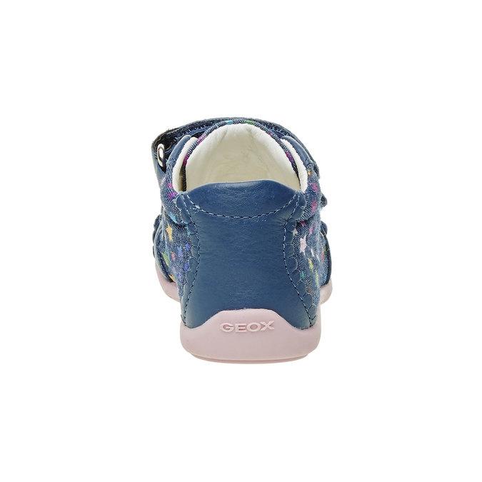 Dětské tenisky geox, modrá, 129-9100 - 17