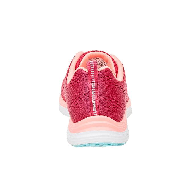 Dámské sportovní tenisky skechers, růžová, 509-5706 - 17