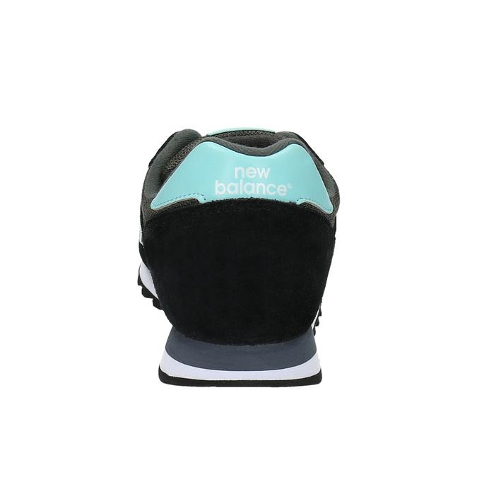 Dámské sportovní tenisky new-balance, černá, 503-6373 - 17