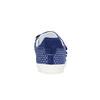 Kožené tenisky s puntíky weinbrenner, modrá, 526-9300 - 17