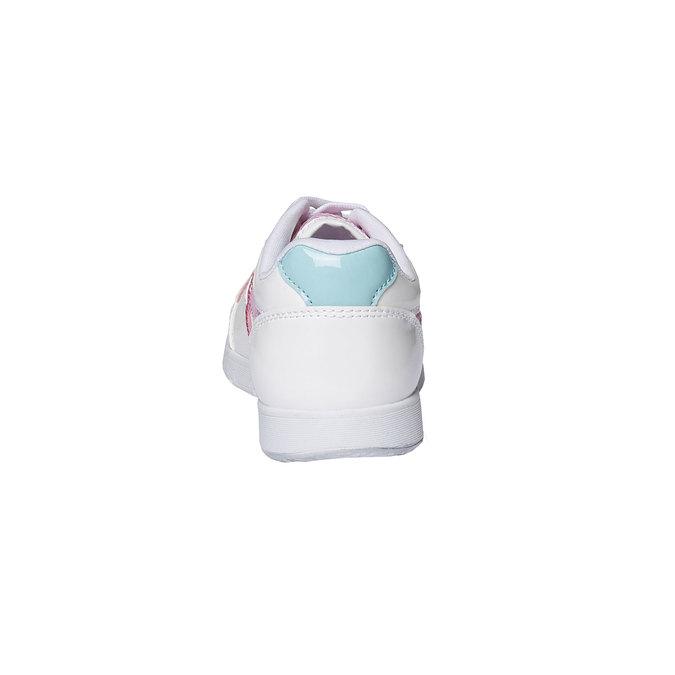 Dívčí sportovní tenisky mini-b, bílá, 329-1175 - 17