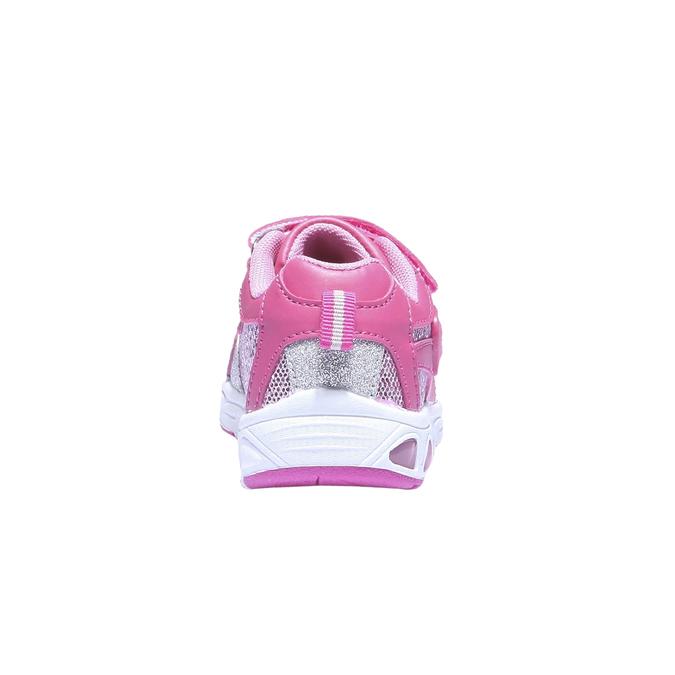 Dívčí tenisky mini-b, červená, 221-5137 - 17