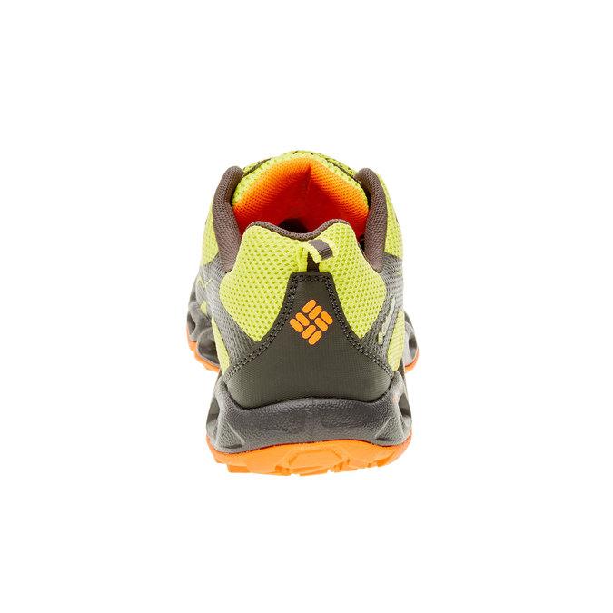 Pánská sportovní obuv columbia, žlutá, 849-8002 - 17