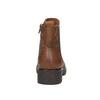 Dámská kotníčková obuv bata, hnědá, 696-4606 - 17