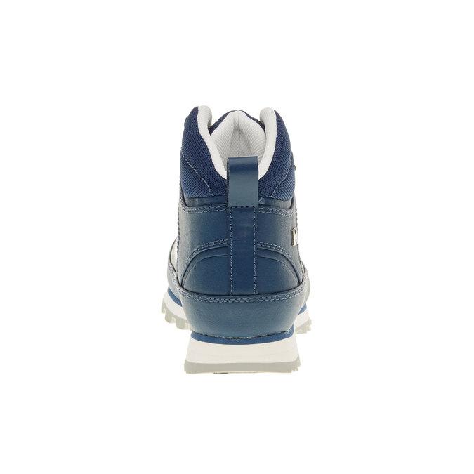 Kožené zimní boty ke kotníkům helly-hansen, modrá, 594-9002 - 17