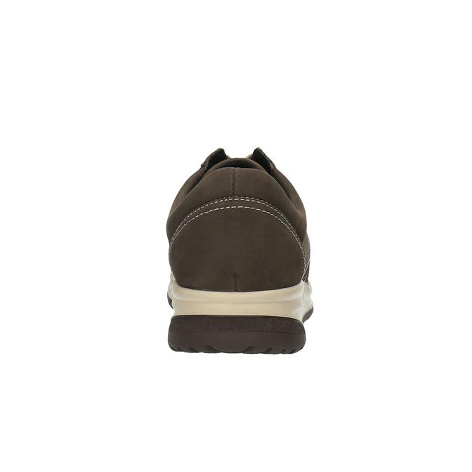 Dámská zdravotní obuv medi, hnědá, 556-4320 - 17