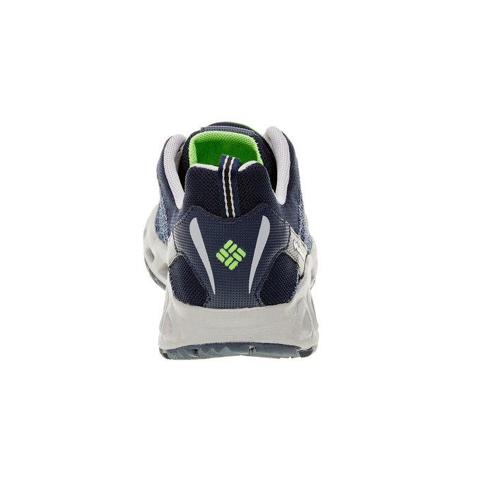 Pánská sportovní obuv columbia, modrá, 849-9027 - 17
