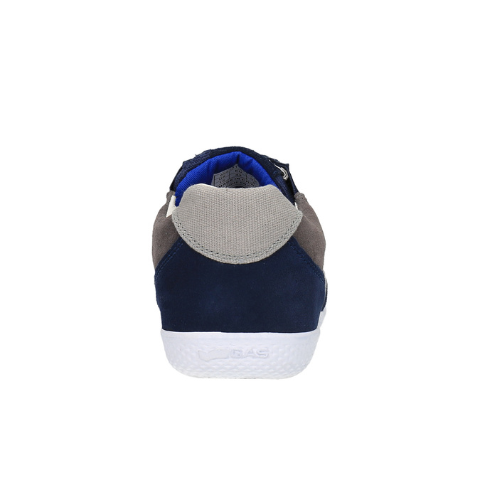 Pánské ležérní tenisky gas, modrá, 849-9628 - 17