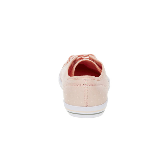 Růžové ležérní tenisky le-coq-sportif, růžová, 589-5323 - 17