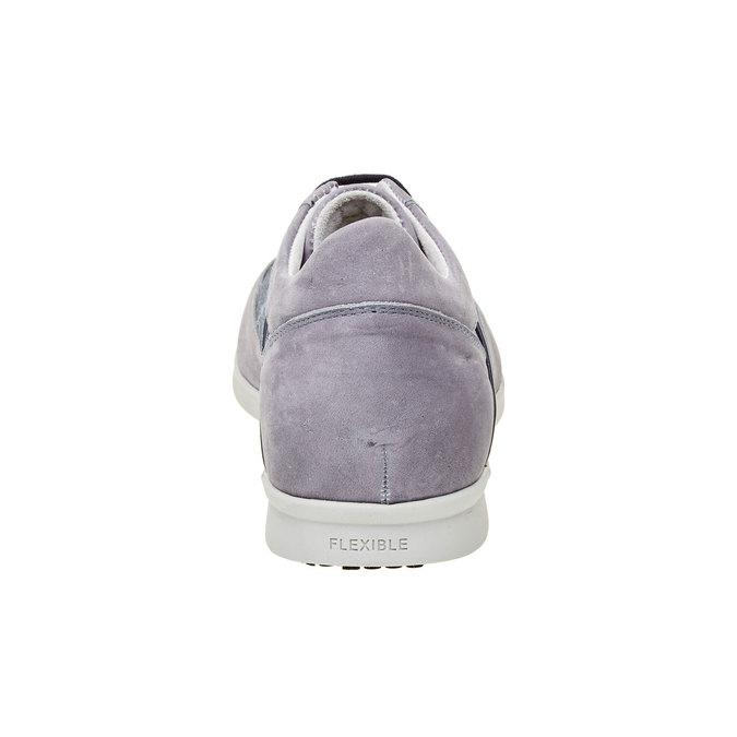 Pánské ležérní tenisky flexible, modrá, 826-9638 - 17