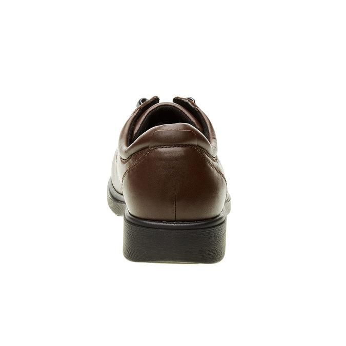 Pánská zdravotní obuv medi, hnědá, 824-4170 - 17