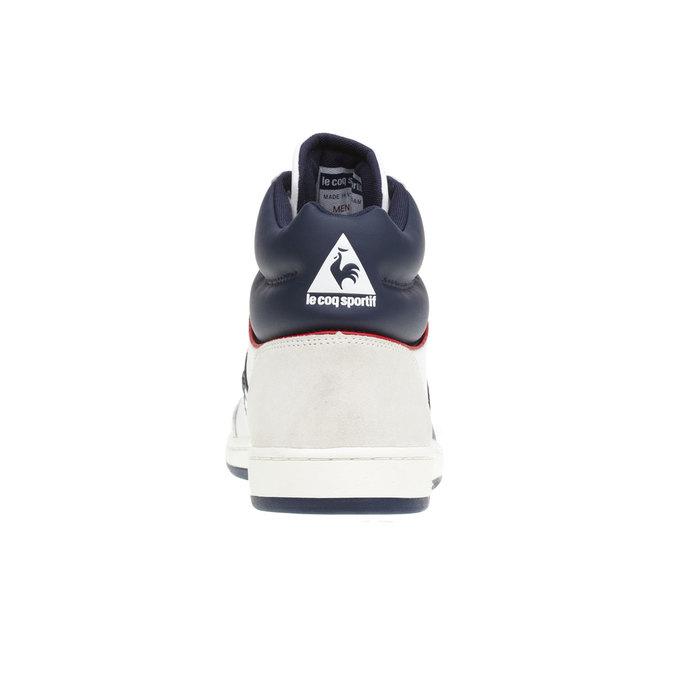 Kotníčkové tenisky le-coq-sportif, bílá, 801-1106 - 17