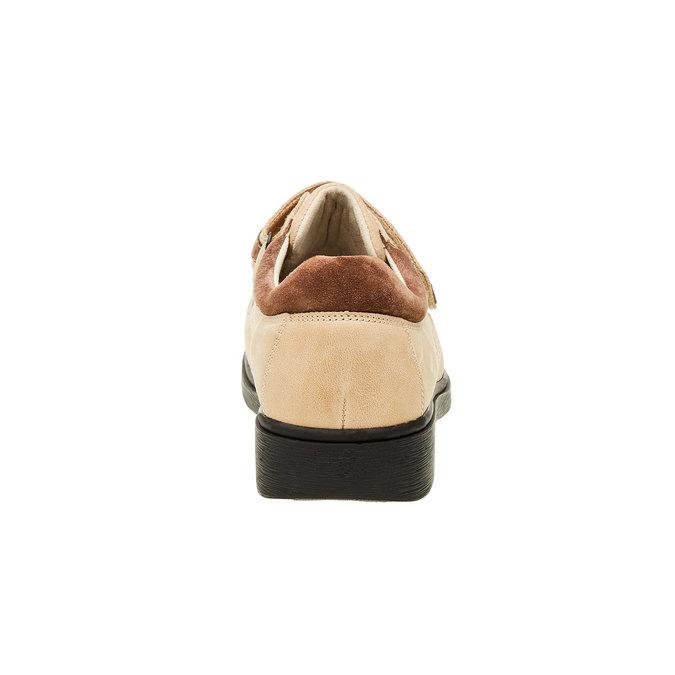 Pánská zdravotní obuv medi, béžová, 834-8108 - 17