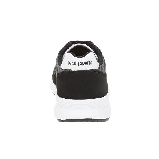 Pánská sportovní obuv le-coq-sportif, černá, 809-6985 - 17