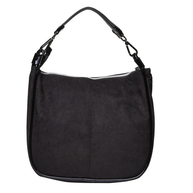 Kabelka na rameno bata, černá, 969-6367 - 26