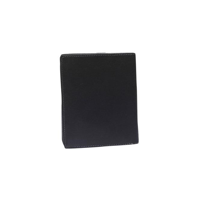 Wallet bata, černá, 944-6136 - 26