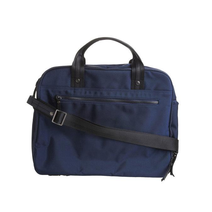 Taška na notebook bugatti-bags, modrá, 969-9052 - 26