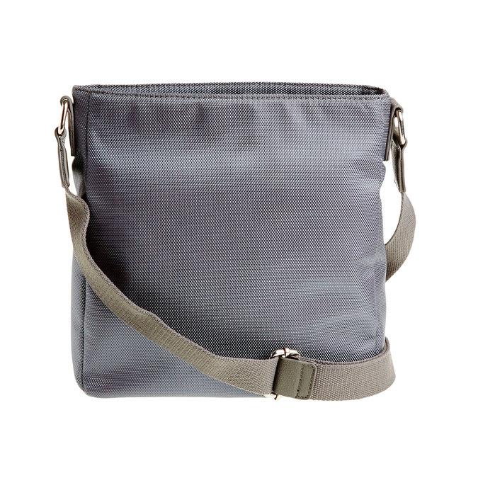 Pánská Crossbody taška bata, šedá, 969-2324 - 26