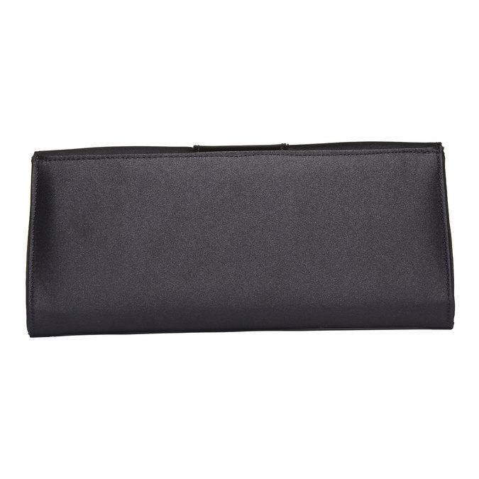 Dámské psaníčko bata, černá, 969-6260 - 26
