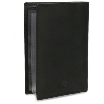 Kožené pouzdro na karty bata, černá, 944-6158 - 13