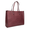 Dámská kabelka v Shopping stylu bata, červená, 961-0736 - 13