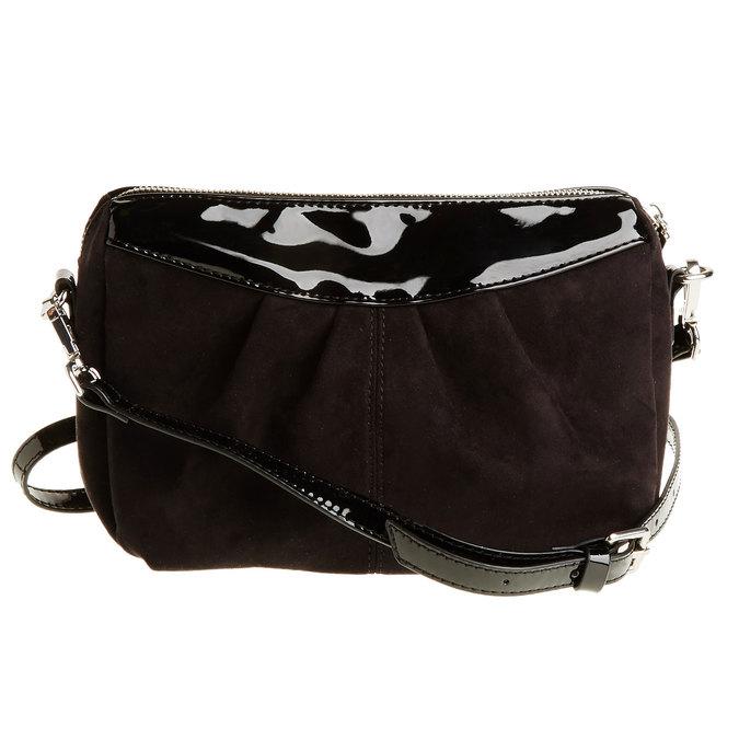 Crossbody kabelka bata, černá, 969-6261 - 26