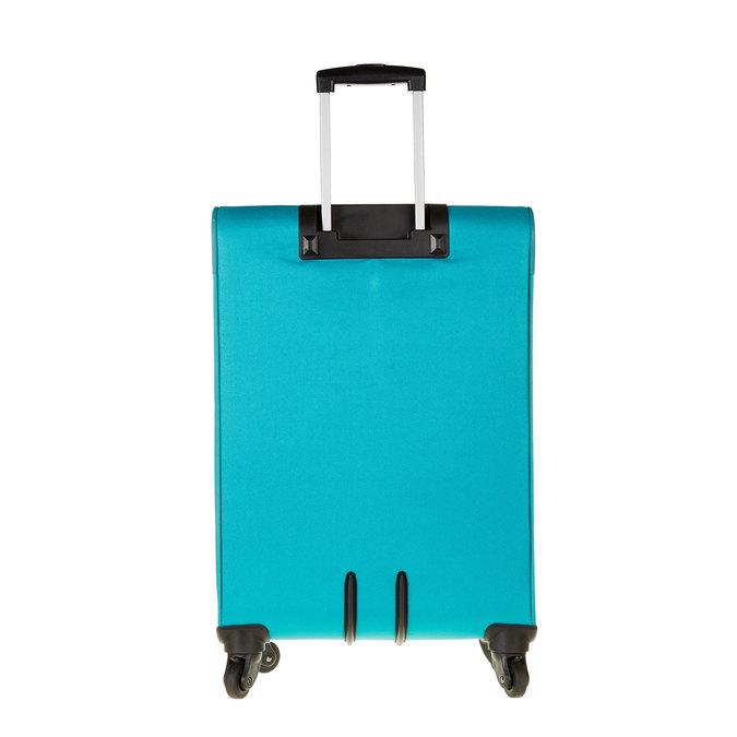 Cestovní kufr na kolečkách american-tourister, tyrkysová, 969-7108 - 26