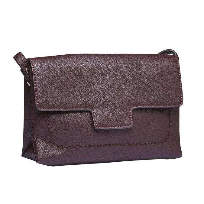 Crossbody kabelka bata, fialová, 961-5348 - 13